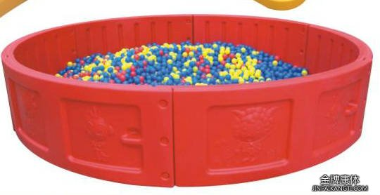 <b>圆形海洋球池</b>